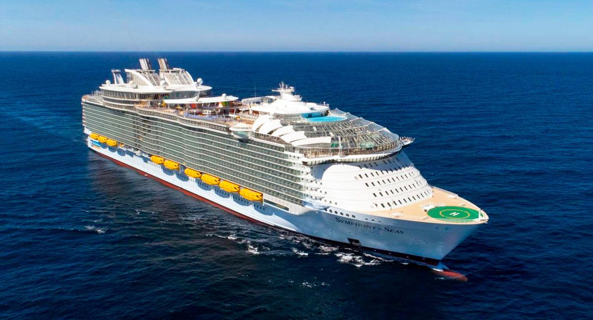 самый большой корабль в мире фото