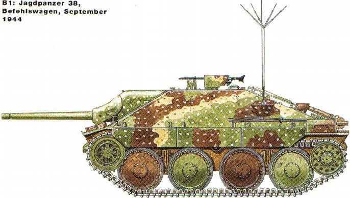 хетцер танк