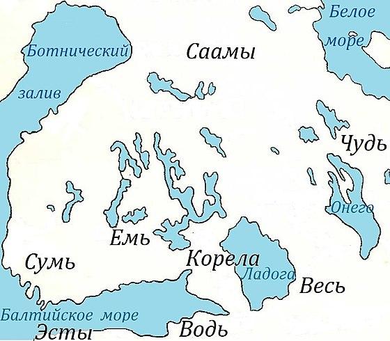балтийские племена