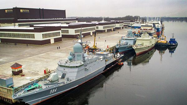 корабль проекта 22800 форум