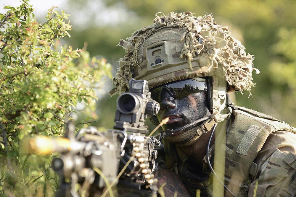 фото спецназовца
