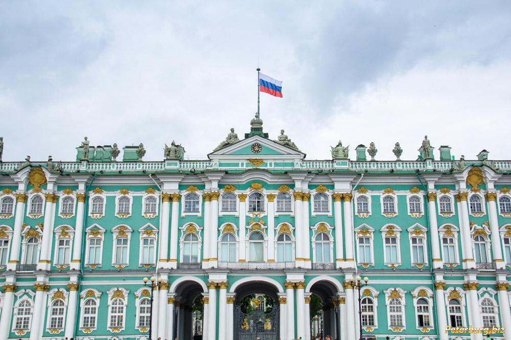 санкт петербург был основан петром первым