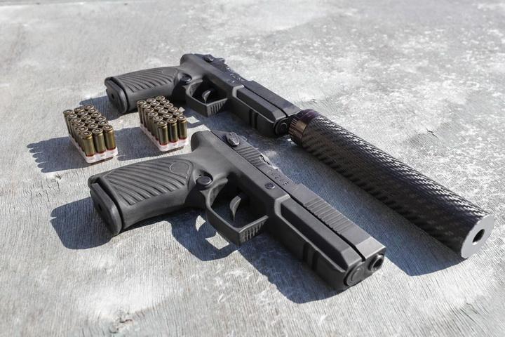 гюрза оружие