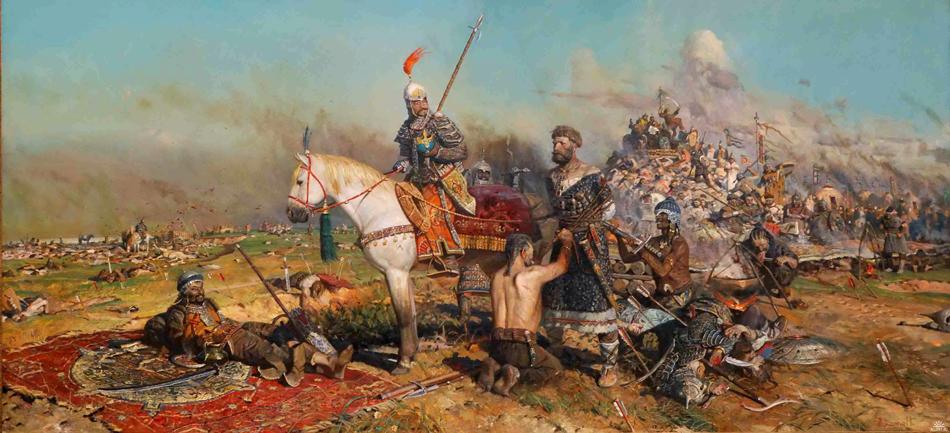 поход крымского хана девлет гирея на москву
