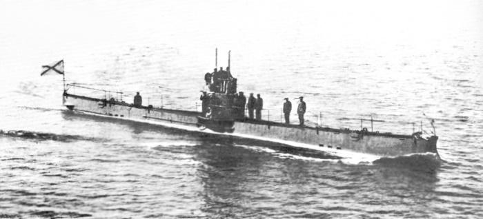 кто придумал подводную лодку