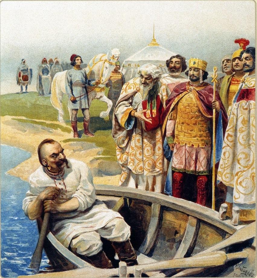 русско византийская война 970 971 годов