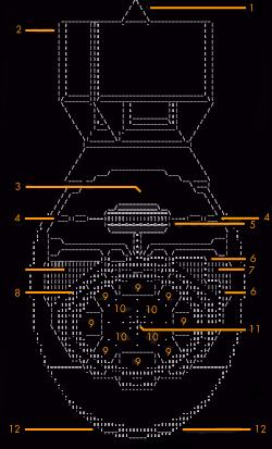 схема ядерной бомбы