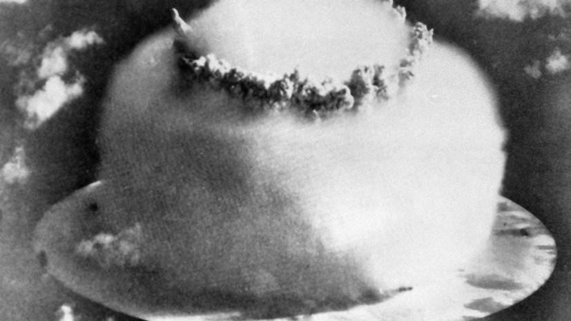 водородная бомба сахарова