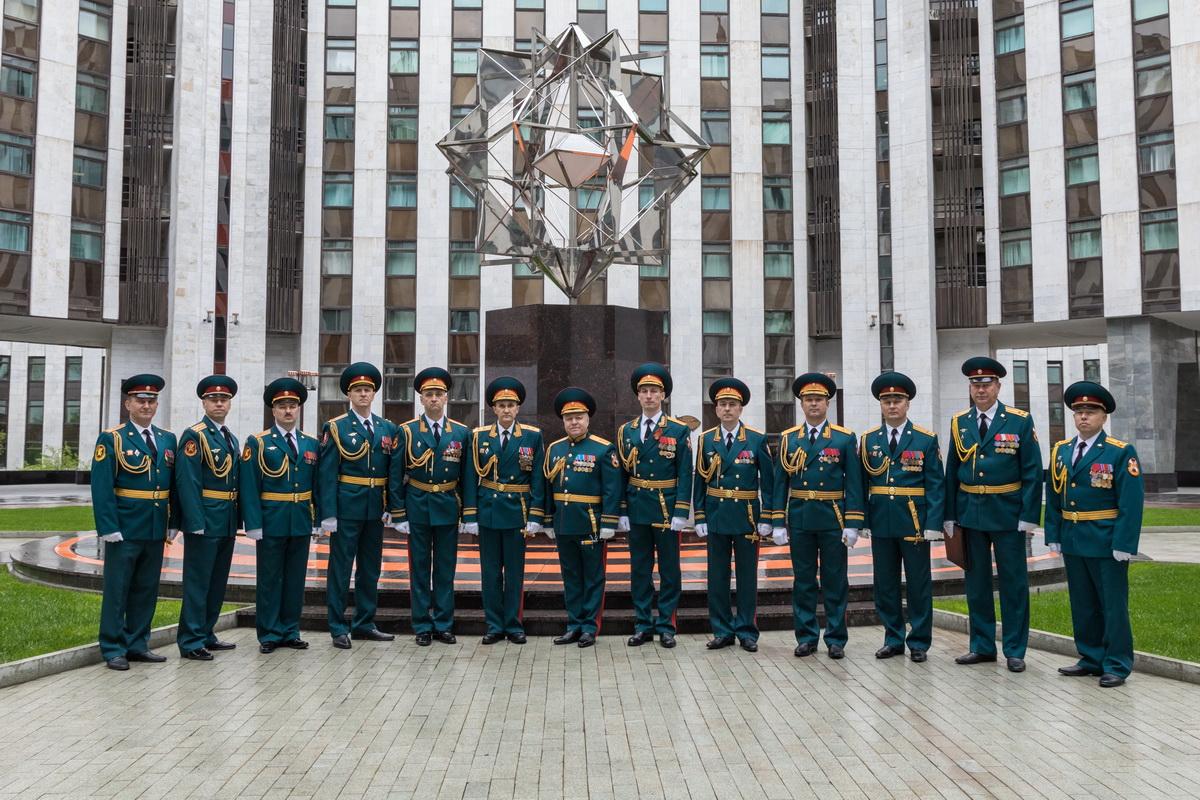 академия генерального штаба вс рф
