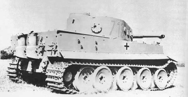 витман танковый ас