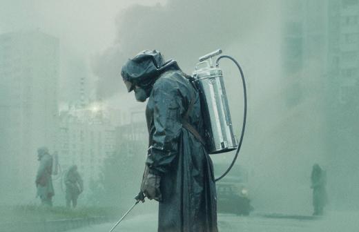 чернобыльские водолазы