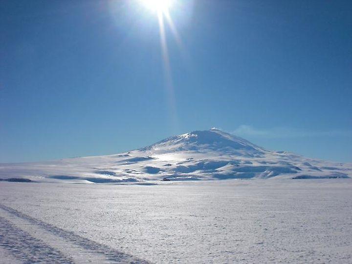 арктика и антарктида на карте мира