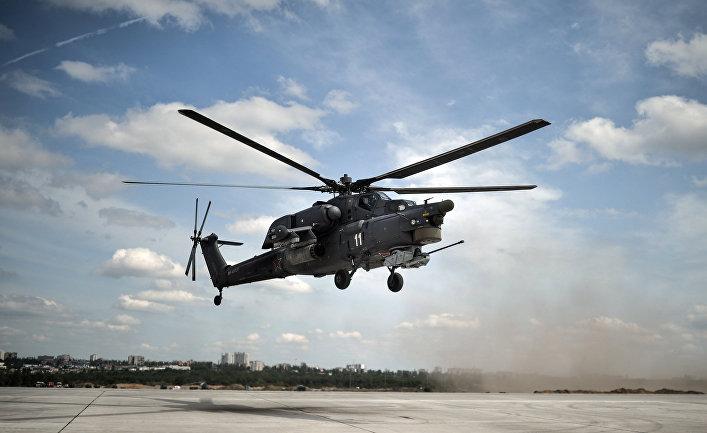 самый большой советский вертолет