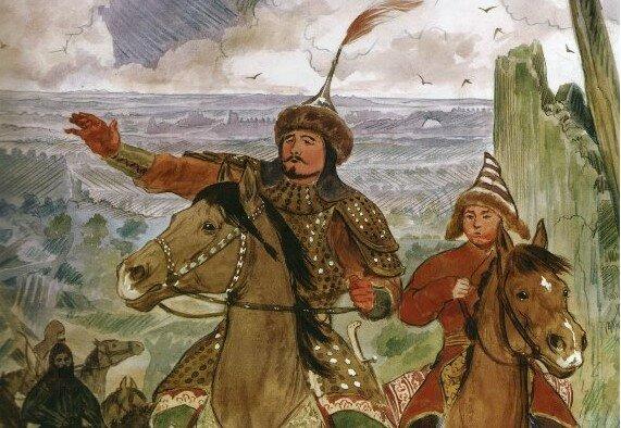 нашествие тамерлана на русские земли