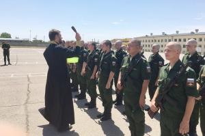 205 отдельная мотострелковая казачья бригада буденновск