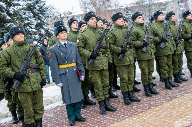остеохондроз армия