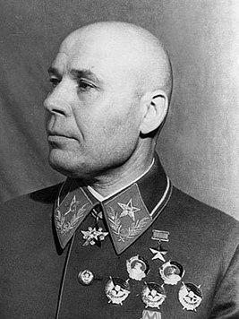 семен тимошенко