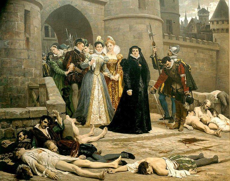 протестанты во франции