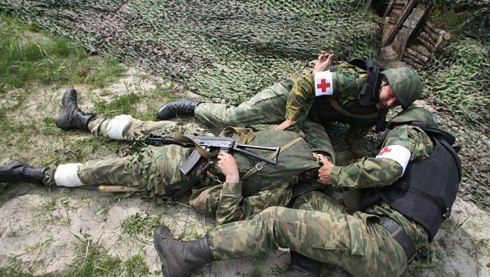 военные врачи россии