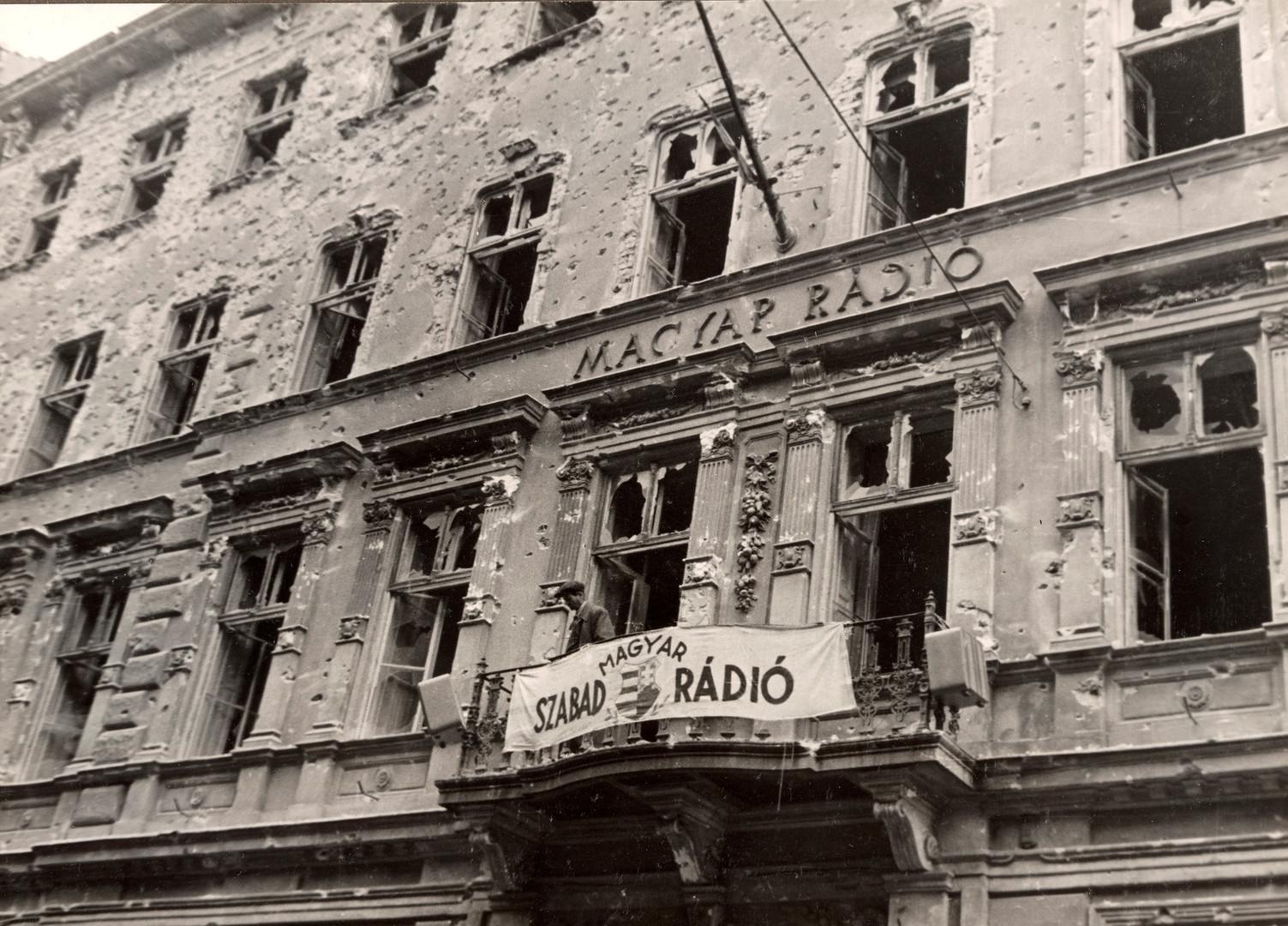 события в венгрии 1956