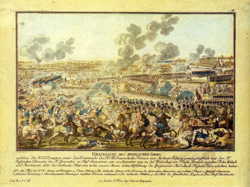 битва на реке рымник дата