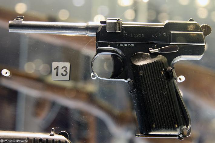 самый быстрый пулемет в мире