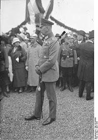 пауль фон гинденбург википедия