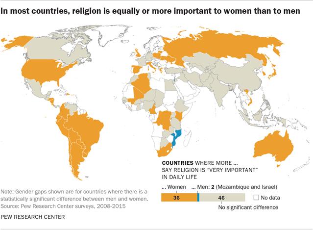 страны с христианской религией