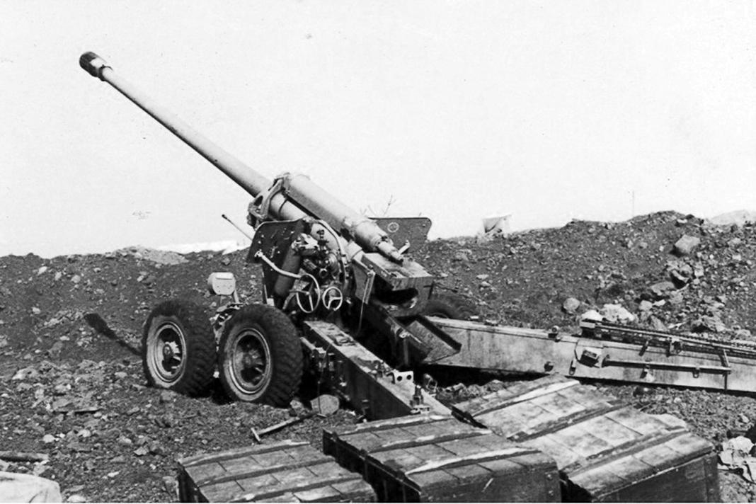 орудие м 46