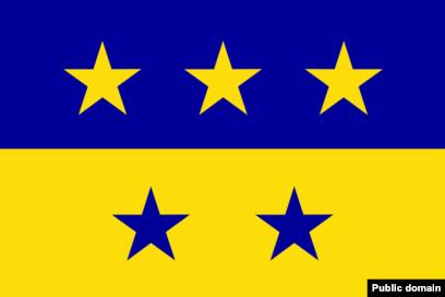 красно черный флаг украины