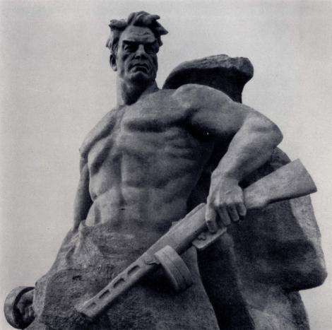 вучетич скульптор биография