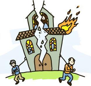 как произошел раскол в христианской церкви