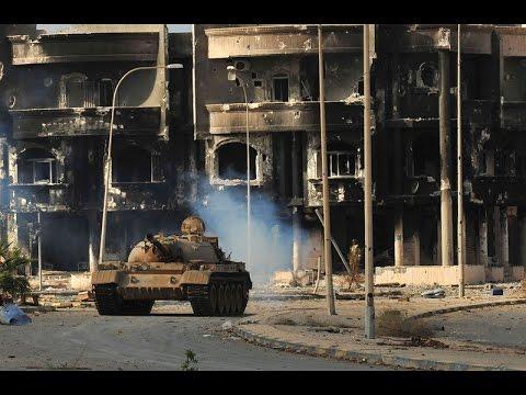 сирия боевые действия видео