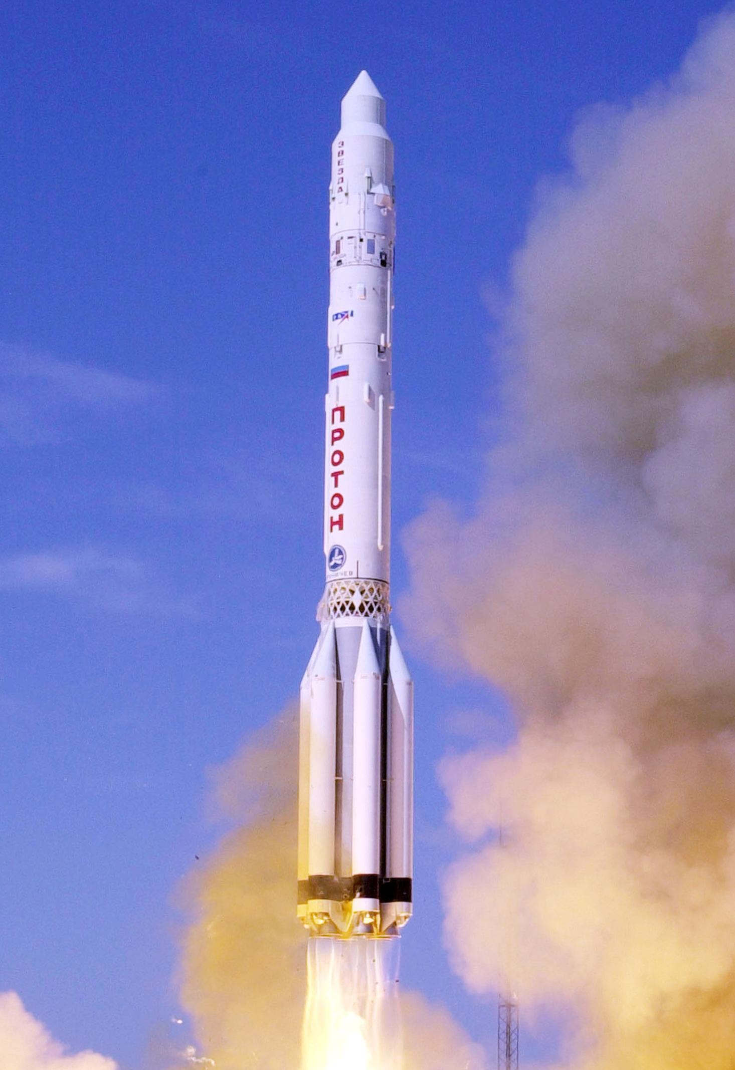 протон ракета носитель