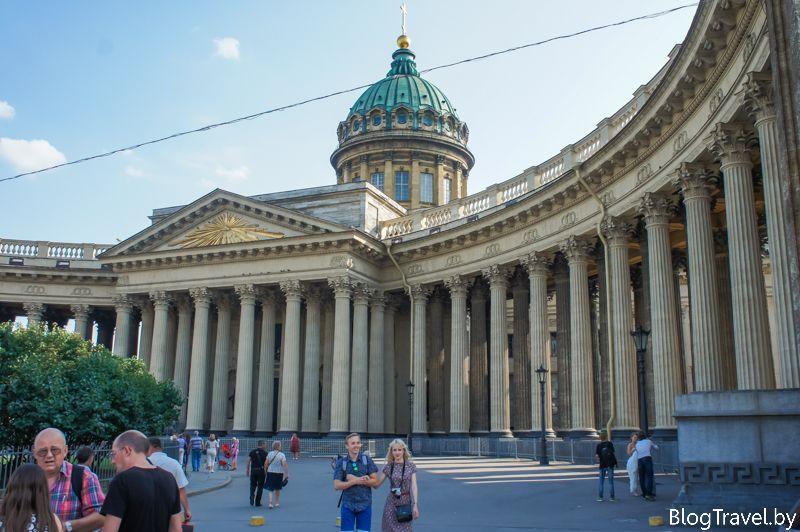петербург столица россии годы