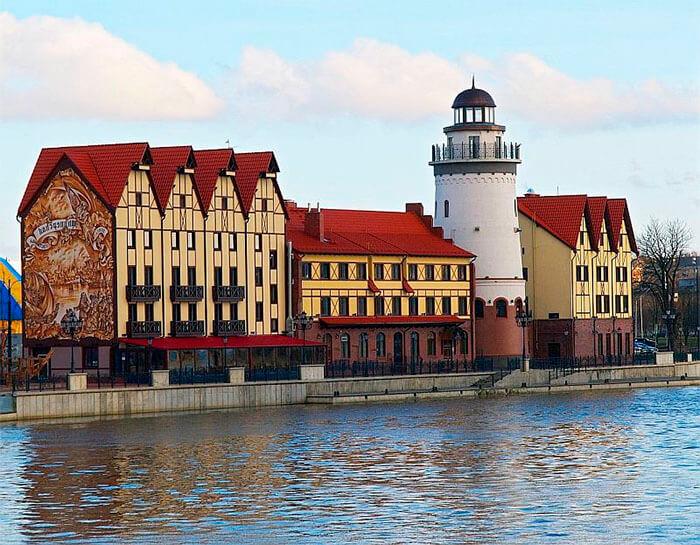 как раньше назывался город калининград