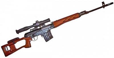 стрелковое оружие и боеприпасы