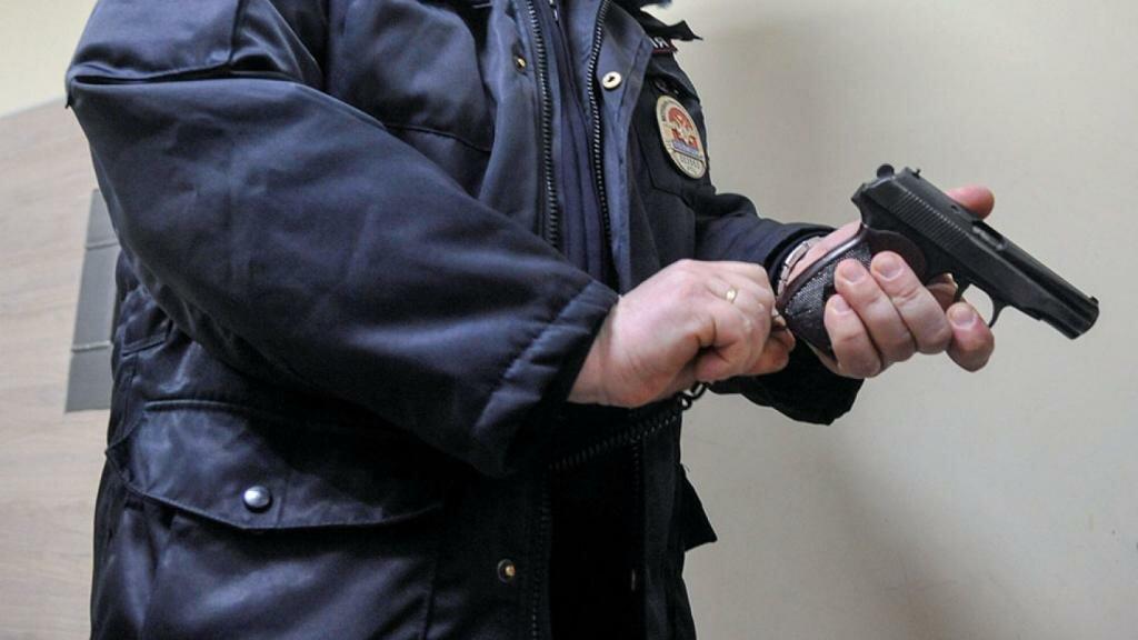 оружие полиции