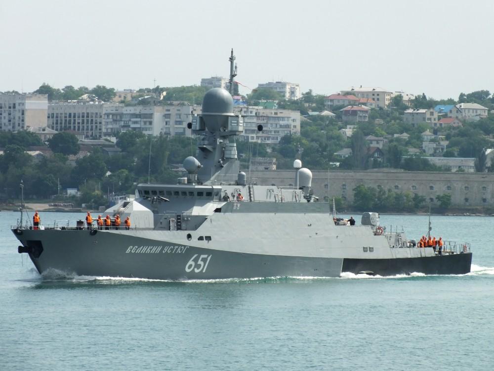 патрульный корабль