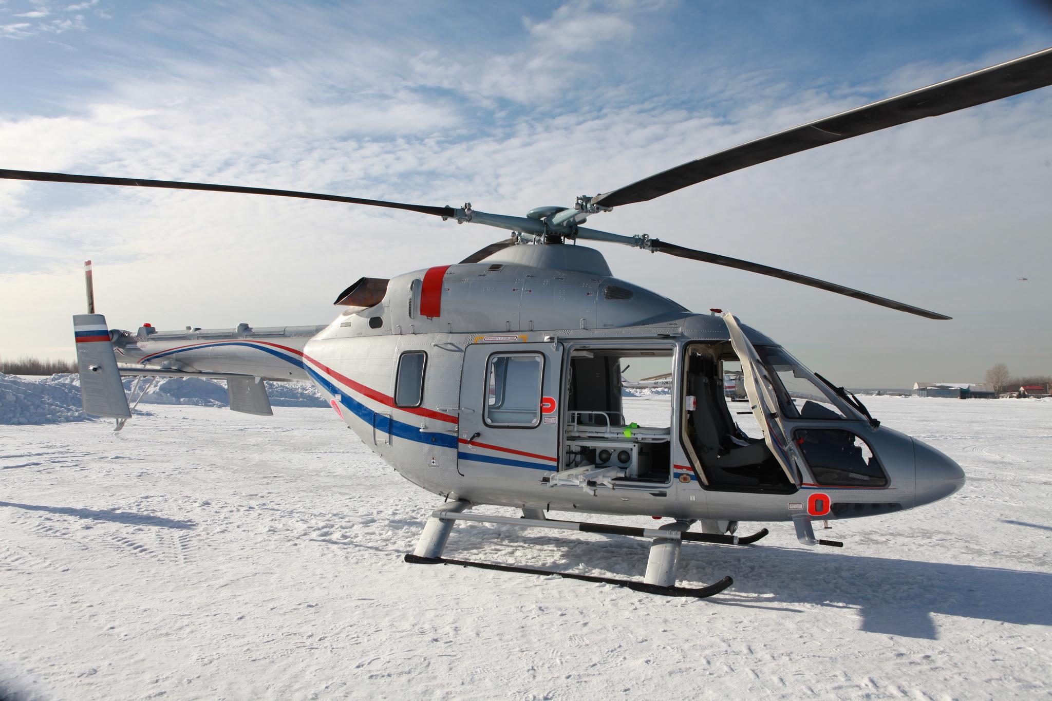 ансат вертолет технические характеристики
