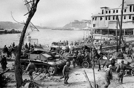 освобождение крыма в 1944 году