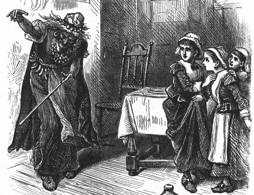 почему сжигали ведьм