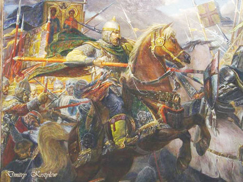 крестовые походы на северо западные русские земли