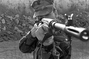 m14 винтовка