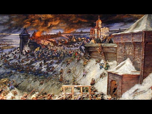монгольское завоевание