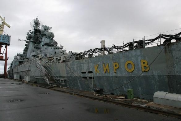 тяжелый атомный ракетный крейсер адмирал нахимов