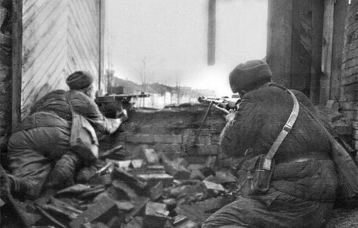 сержант павлов сталинград