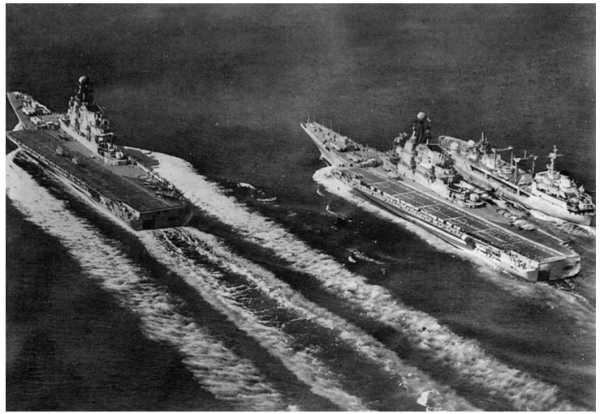 крейсер минск