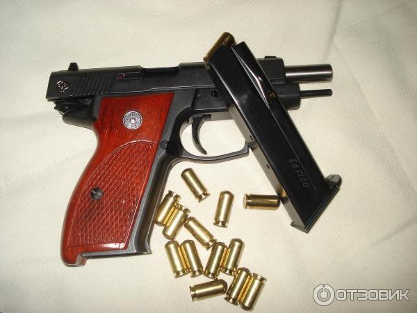 пистолет гроза 04