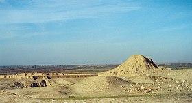 где располагалась ассирия
